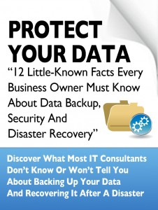 Data Backup Free Report